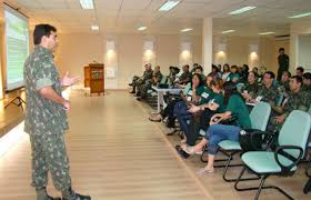 Concurso Exército para professores
