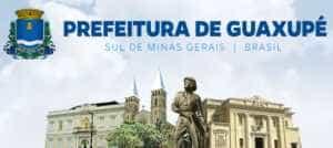Concurso Prefeitura de Guaxupe MG