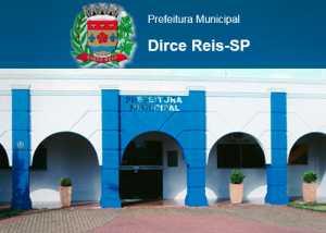 Concurso Câmera Municipal de Dirceu Reis SP
