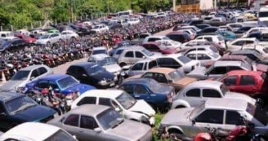 Leilão de Veículos Receita Federal em Foz do Iguaçu