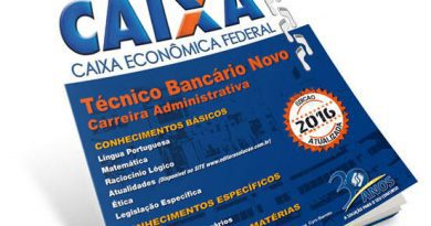 Concurso Caixa Econômica Federal