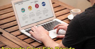 Como Criar um Site Rápido