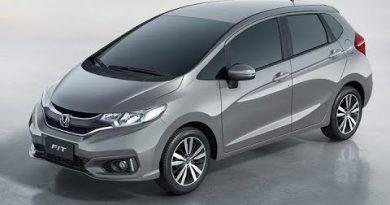 Lançamento Honda Fit 2019