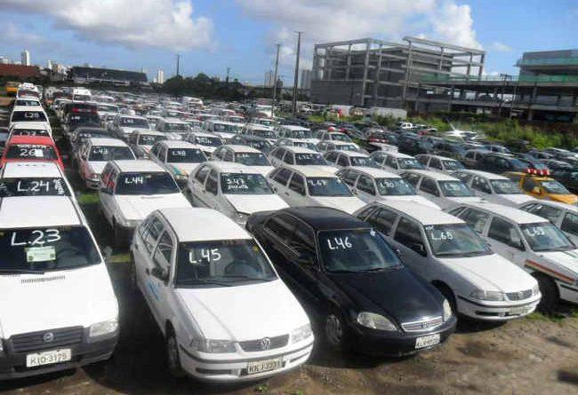Leilão de Veículos Receita Federal de Cuiabá MT