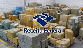 Leilão Receita Federal de Itajaí