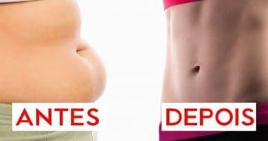 Queimar Gordura Abdominal sem Dieta