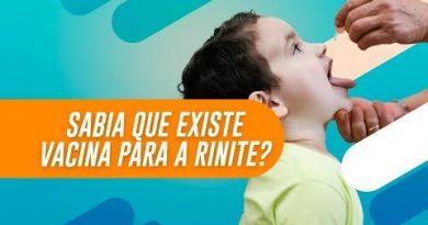 Vacina Contra Rinite Alérgica