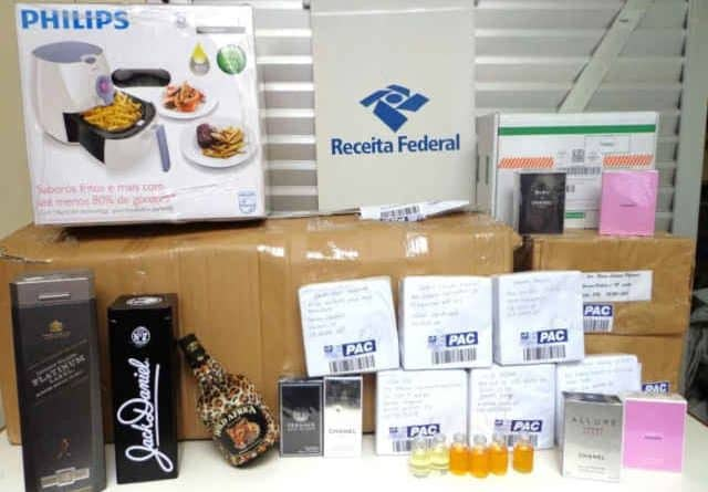 Leilão Receita Federal de Fortaleza CE